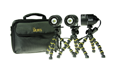 iLED-ONE-TK Mini LED Light Kit by iKan