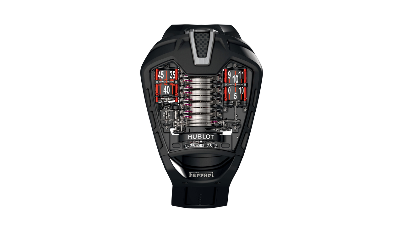Hublot MP-05 LaFerrari Wrist Watch