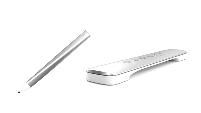 Adobe 'Mighty' Cloud Pen and 'Napoleon' Digital Ruler
