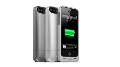 Mophie Juice Pack Helium Protective Battery Case for iPhone 5