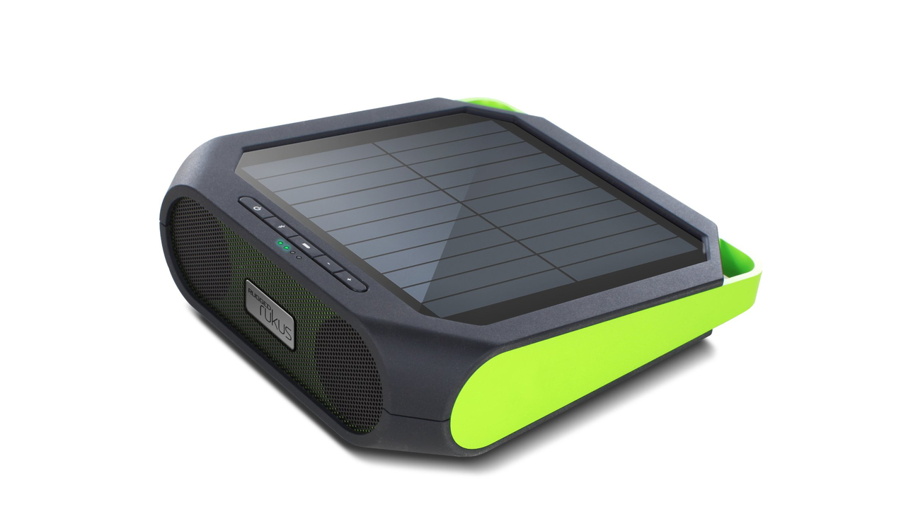 Eton Rugged Rukus All-Terrain Solar Wireless Sound System