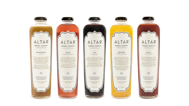 ALTAR Herbal & Botanical Mood Mixers