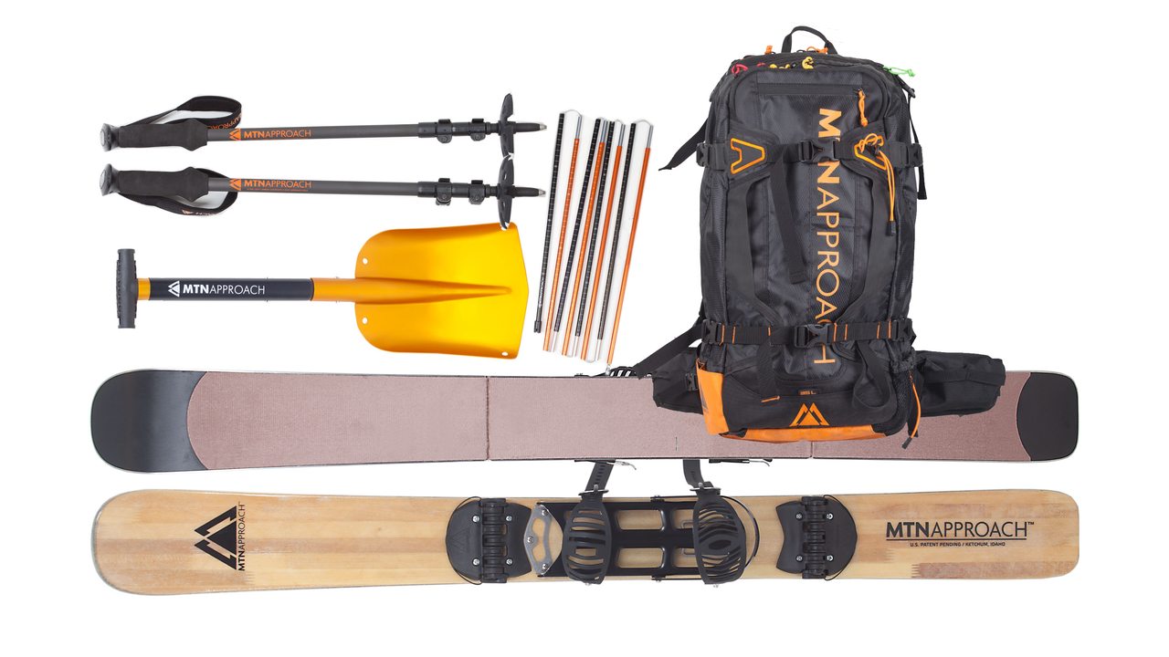 MTNApproach Deep Winter Kit
