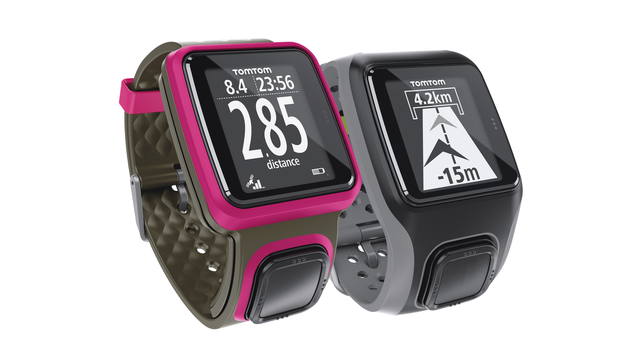 TomTom Runner and TomTom Multi-Sport GPS Watches