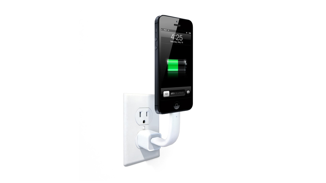 Trunk Posable Charging Cable for iPhone