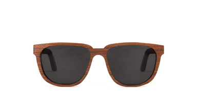 1,000 Year Old Reclaimed Redwood Sunglasses by Capital Eyewear