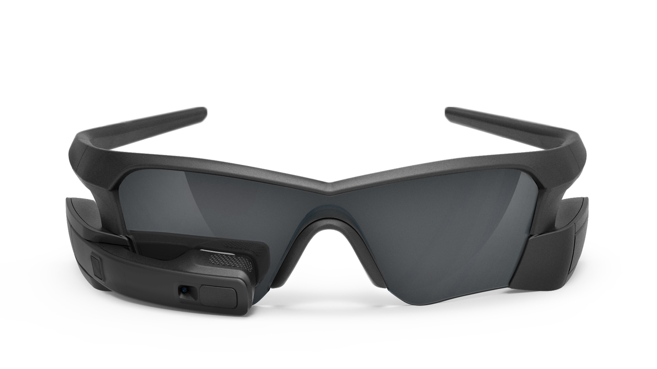 Recon Jet HUD-Enabled Sunglasses