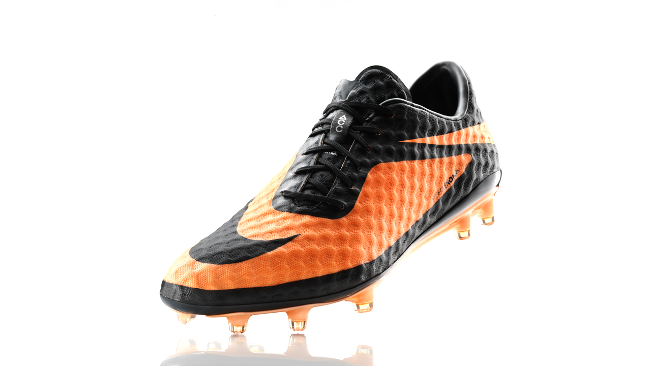 Nike Unveils Hypervenom Performance Football Boot