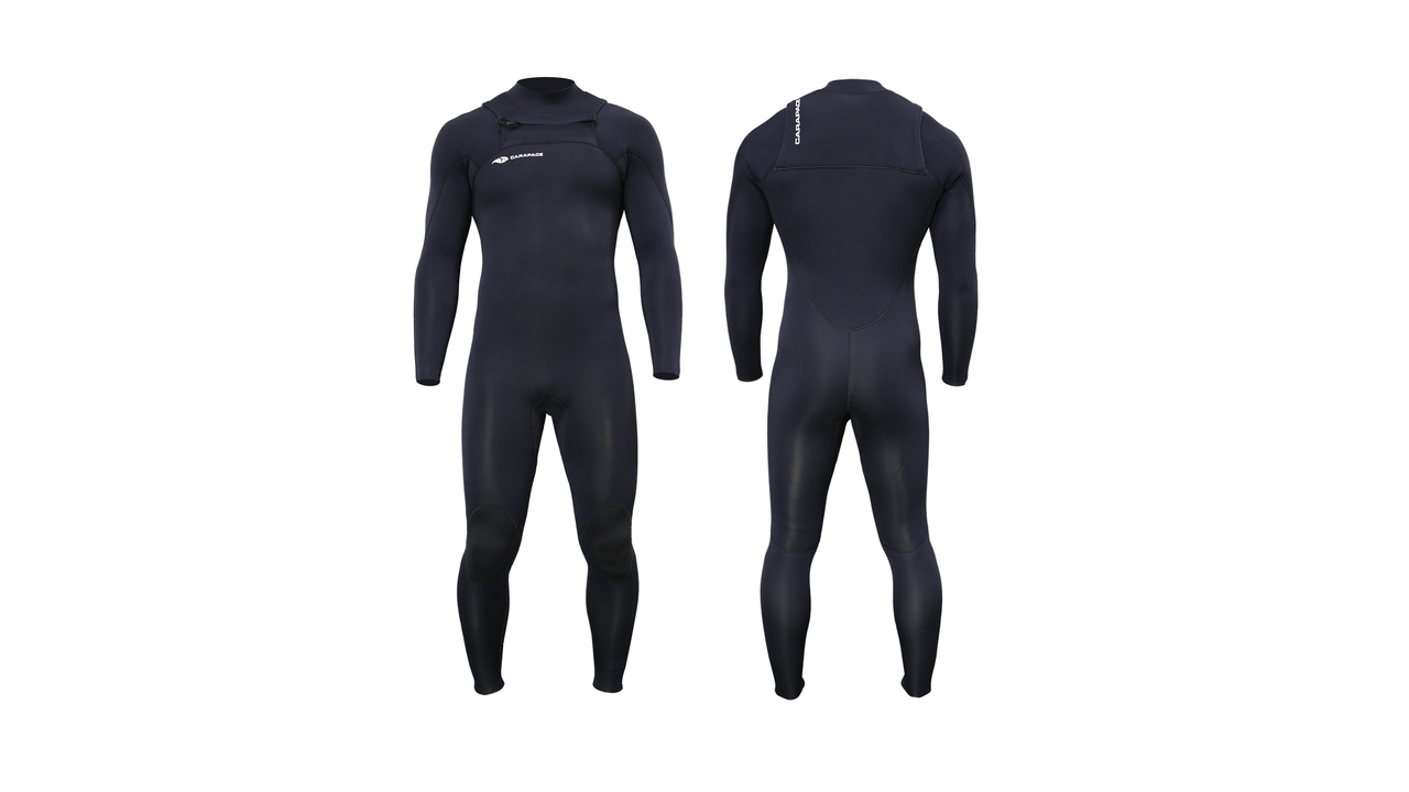 Custom-Fit Wetsuits by Carapace