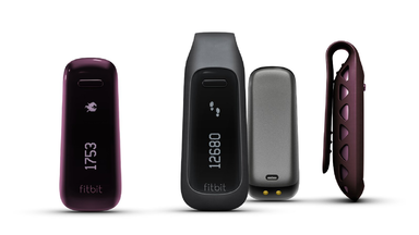 Fitbit One: Wireless Activity and Sleep Tracker