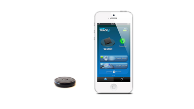 Keep Track of Your Belongings with Button TrackR