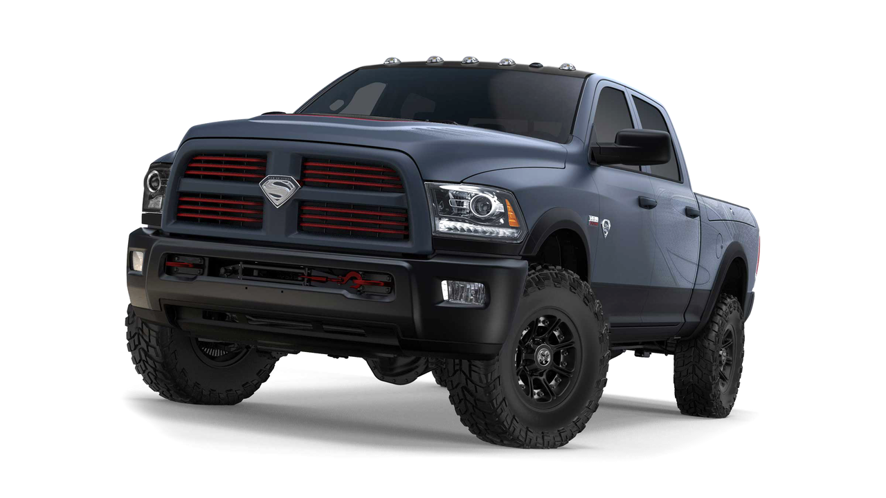 Dodge Ram and Warner Bros. Team up for 'Man of Steel'
