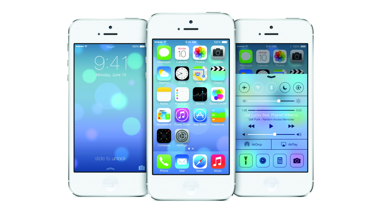 Apple Unveils iOS 7 at WWDC