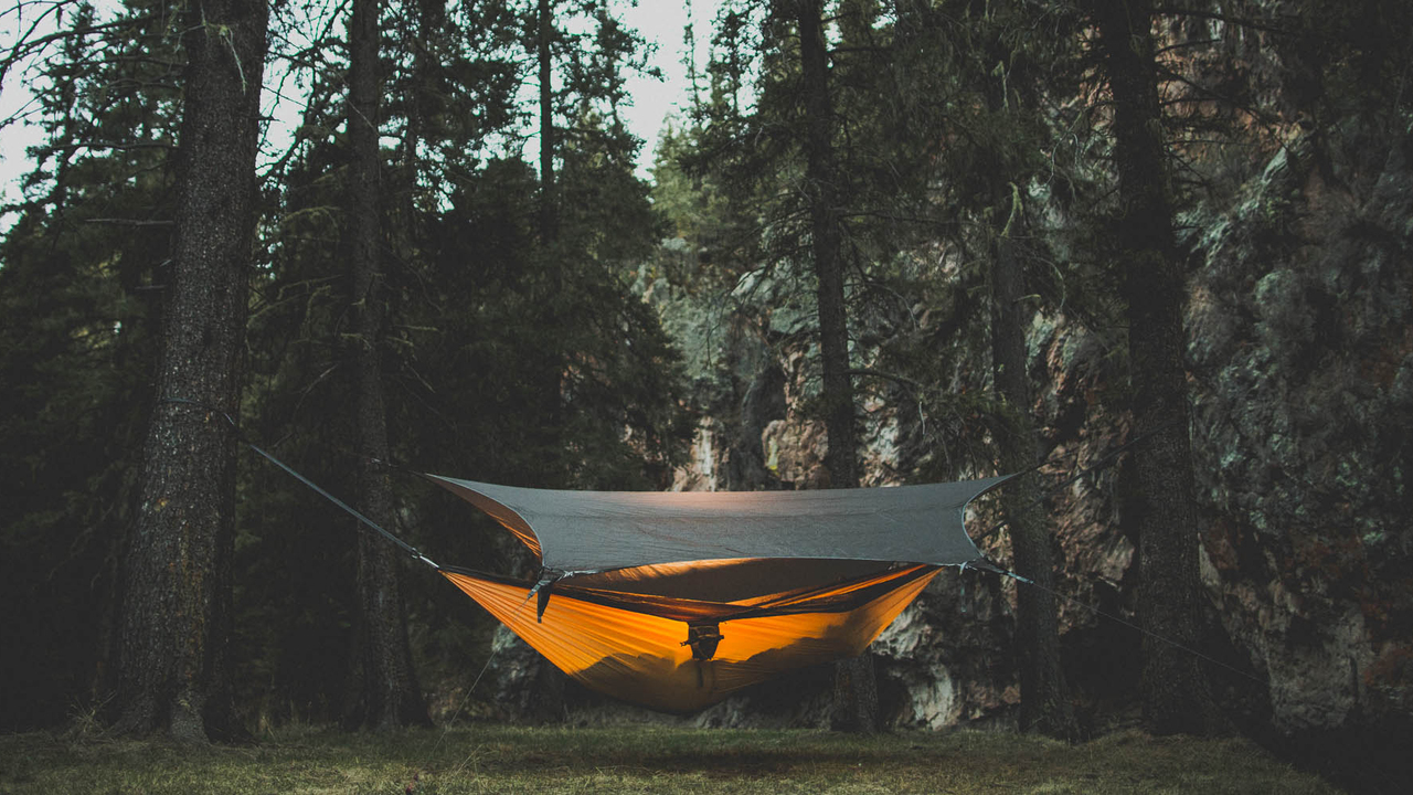 Kammok Glider: Rain Tarp and Weather Relief Shelter Redefined