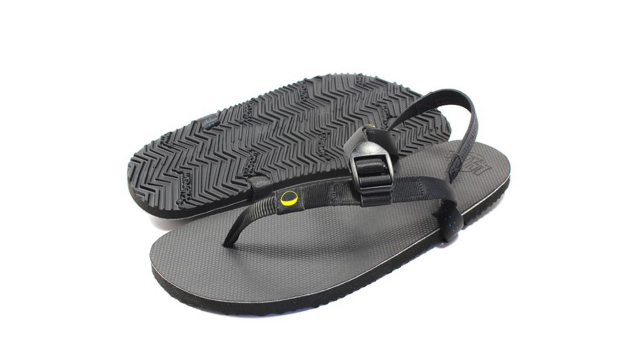 The Luna Leadville Hiking and Running Sandal
