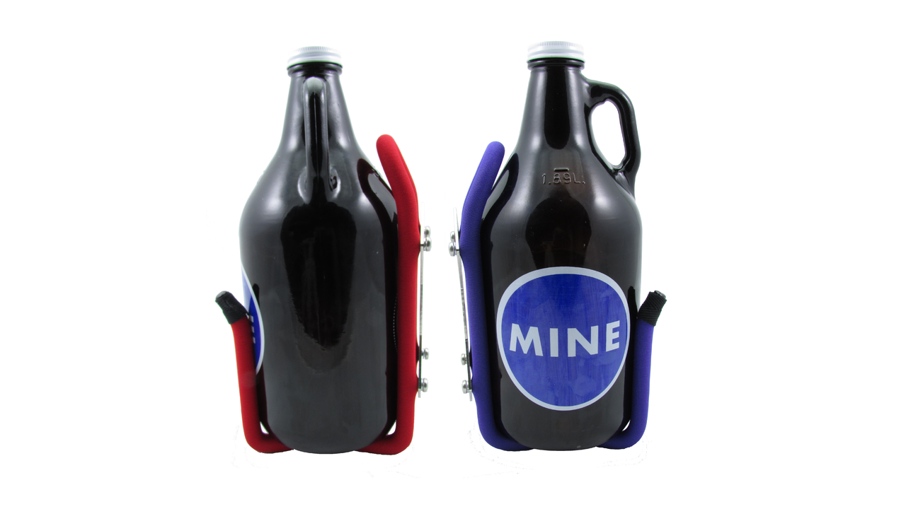 Take Your Growler on a Ride with The Growler Cage