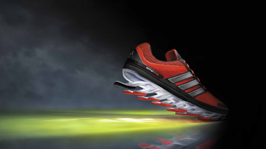 Adidas Unleashes Springblade Running Shoe