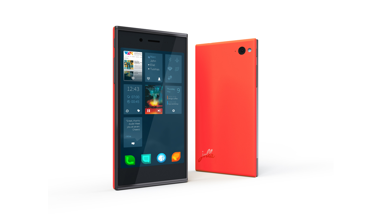 Jolla Smart Phone