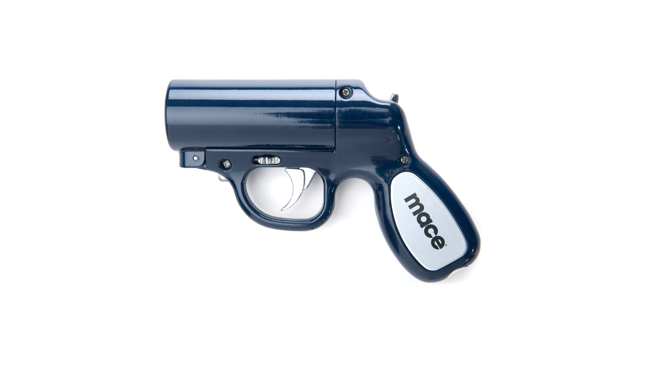 Mace Pepper Spray Gun with LED Light