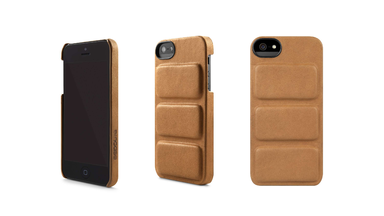 Leather Mod iPhone 5 Case by Incase