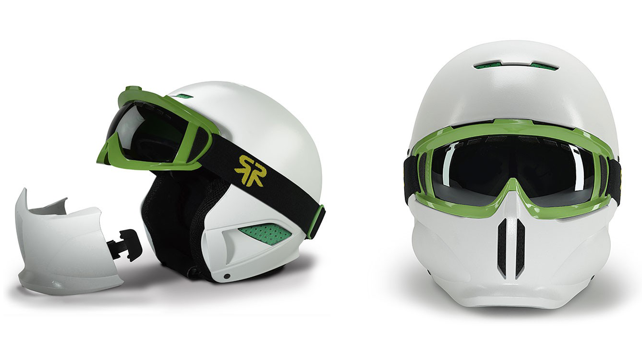 The RG-1 Venom Helmet from RuRoc