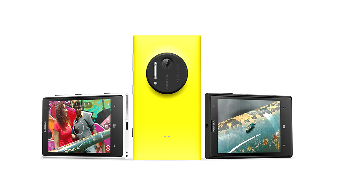 Nokia Unveils Lumia 1020 Smartphone With 41MP Camera
