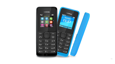 Nokia's $20 Cell Phone: The Nokia 105