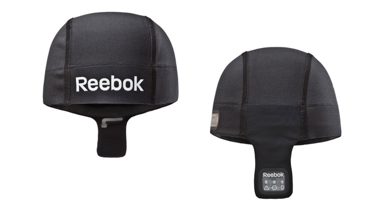 Monitor Head Impact Data with Reebok's CheckLight