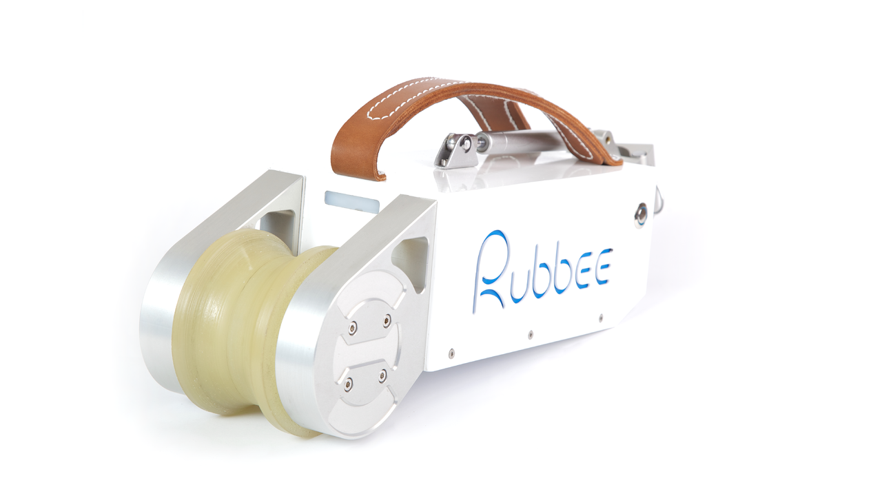 Rubbee: A Portable Electric Drive for Bicycles