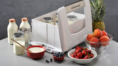 Folding Bread Proofer and Yogurt Maker