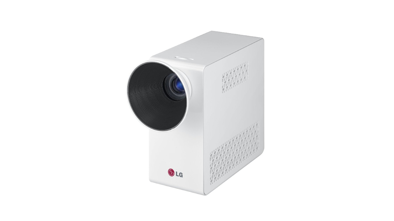 LG Ultra Portable LED Projector