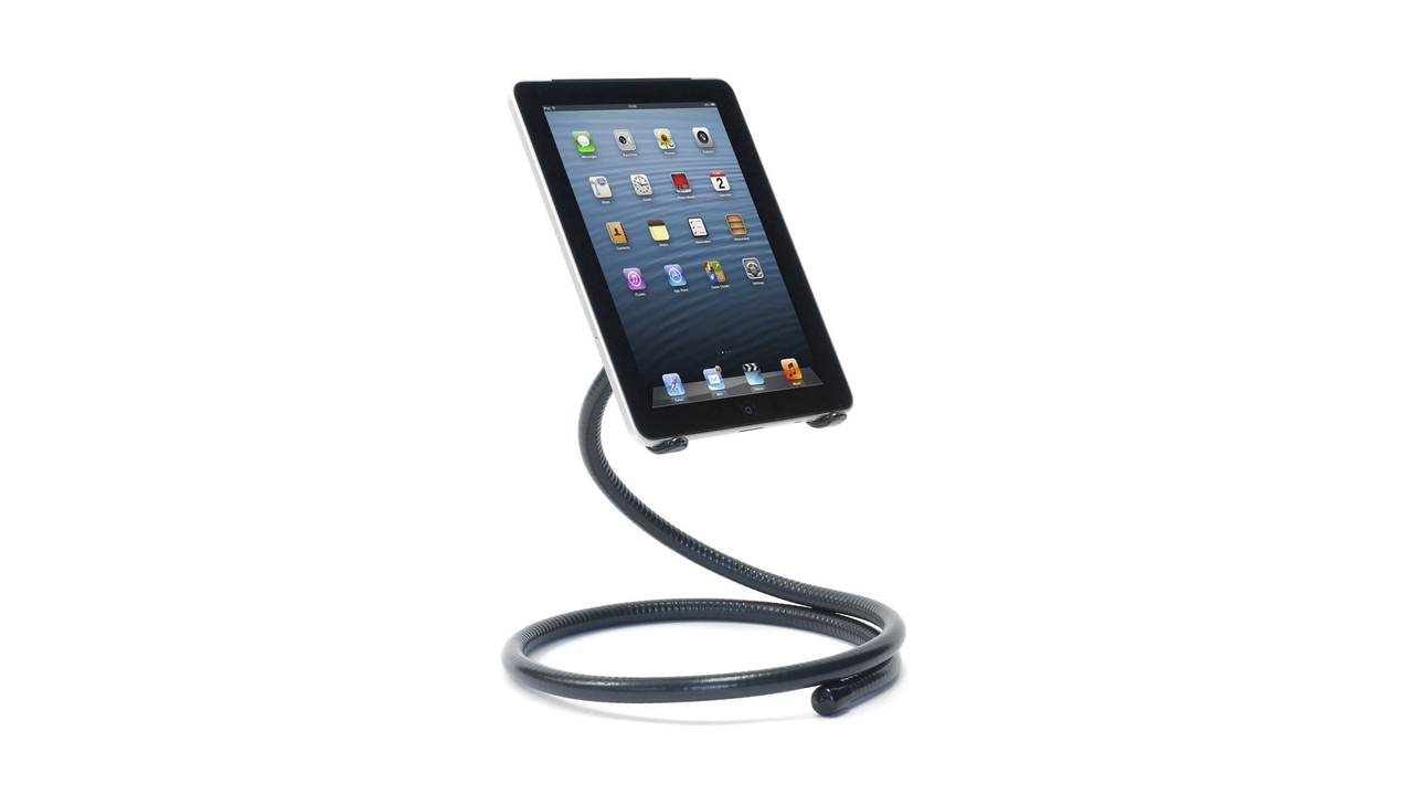The Stabile Coil PRO Flexible iPad Mount