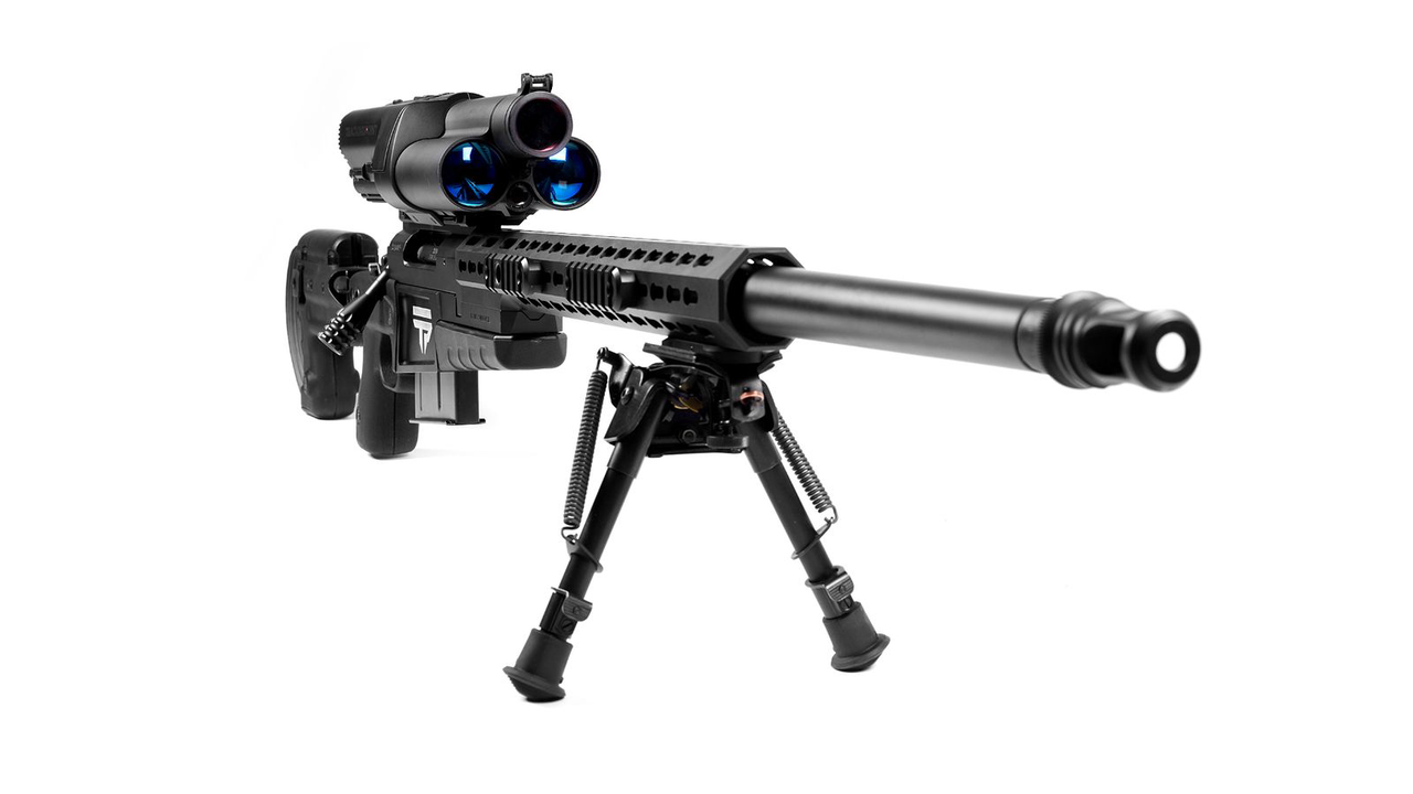 TrackingPoint Precision-Guided Firearms