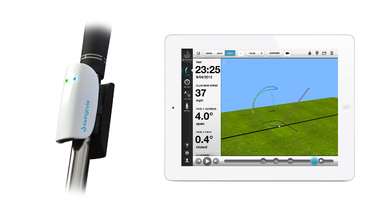 Get Real Time Golf Swing Data with Swingbyte