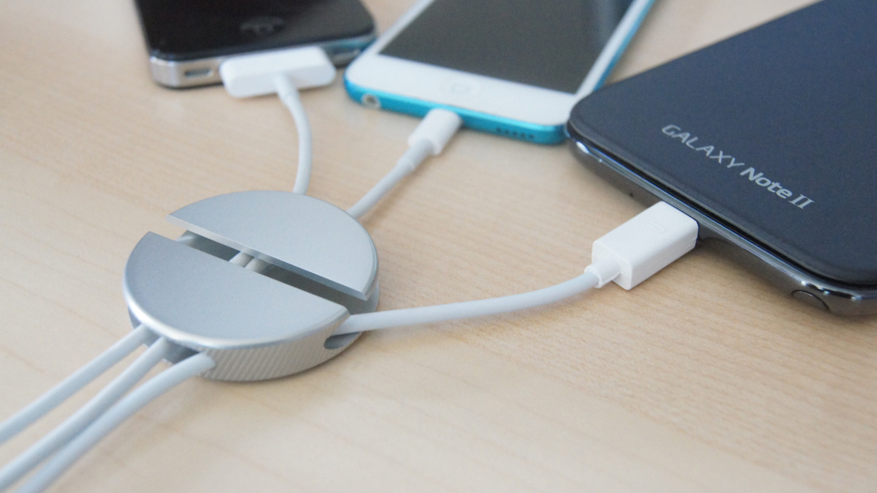 Organize Your Cables with QooQi