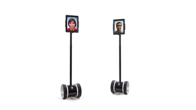 Double Robotics Gives Your iPad Wheels