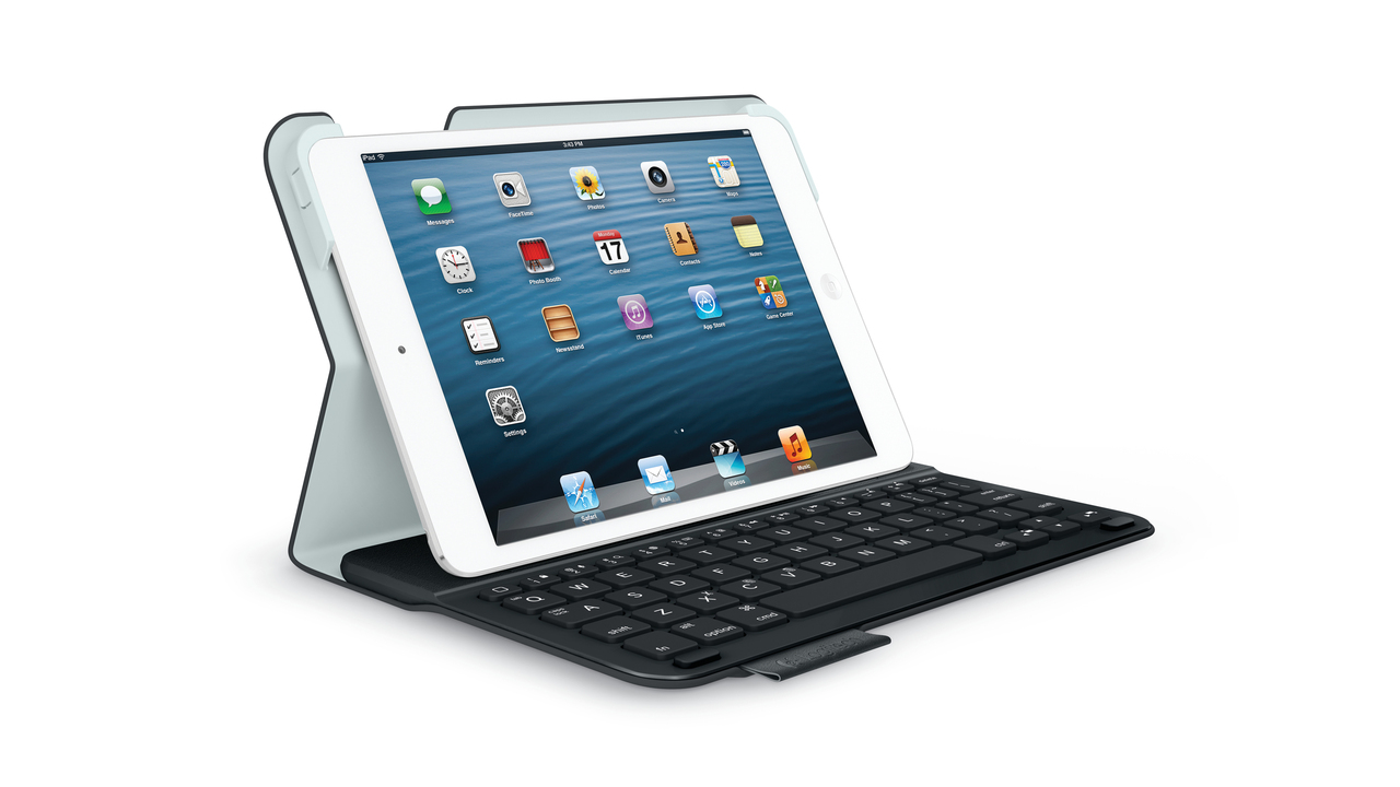 Logitech Ultrathin Keyboard Folio & Folio Protective Case for iPad Mini