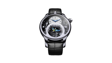 Jaquet Droz The Charming Bird Wrist Watch