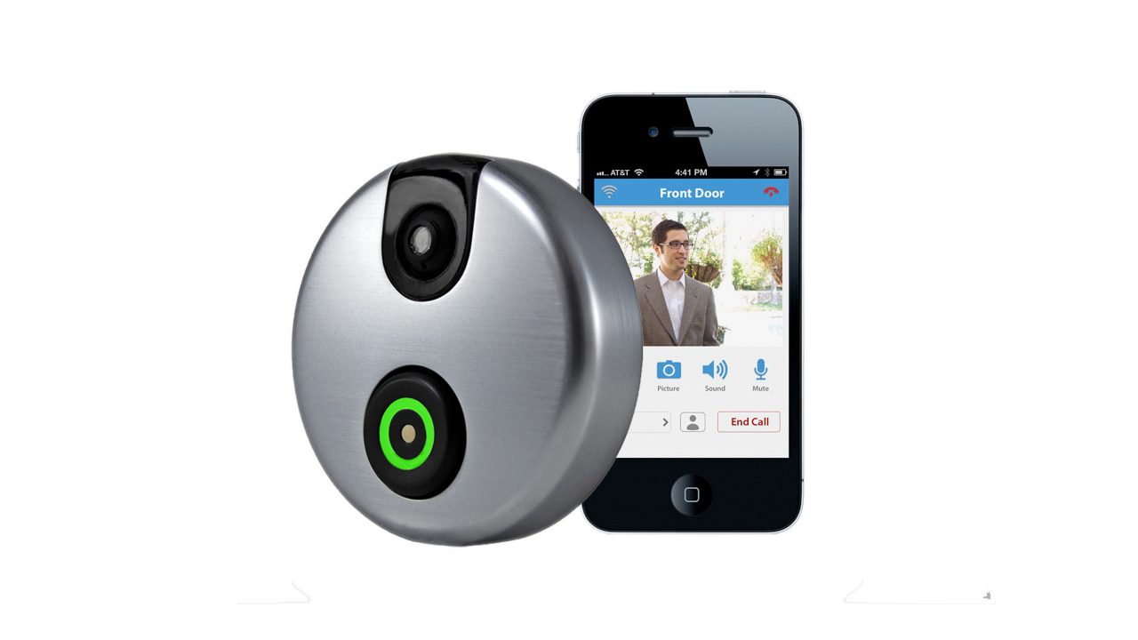 Answer Your Door from Your Mobile Device with iDoorCam