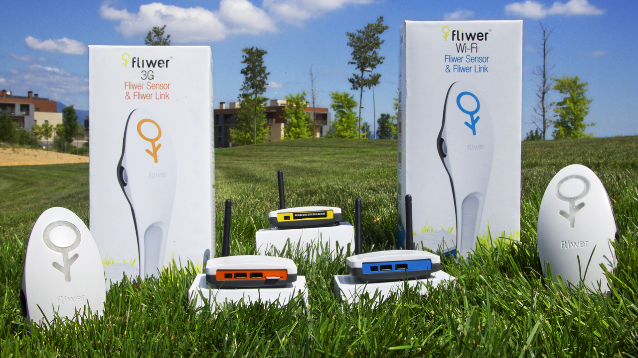 Water Your Plans the Intelligent Way with Fliwer Sensor