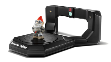 The MakerBot Digitizer Desktop 3D Scanner