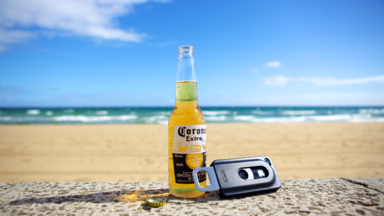The Opena iPhone Bottle Opener Case