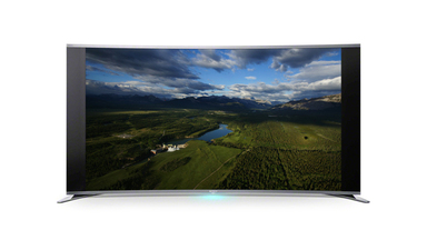 Sony Introduces the World's First Curved LED TV