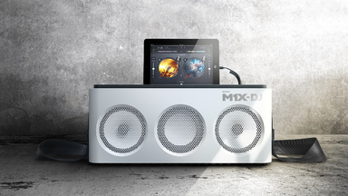 Philips M1X-DJ System for iOS Devices