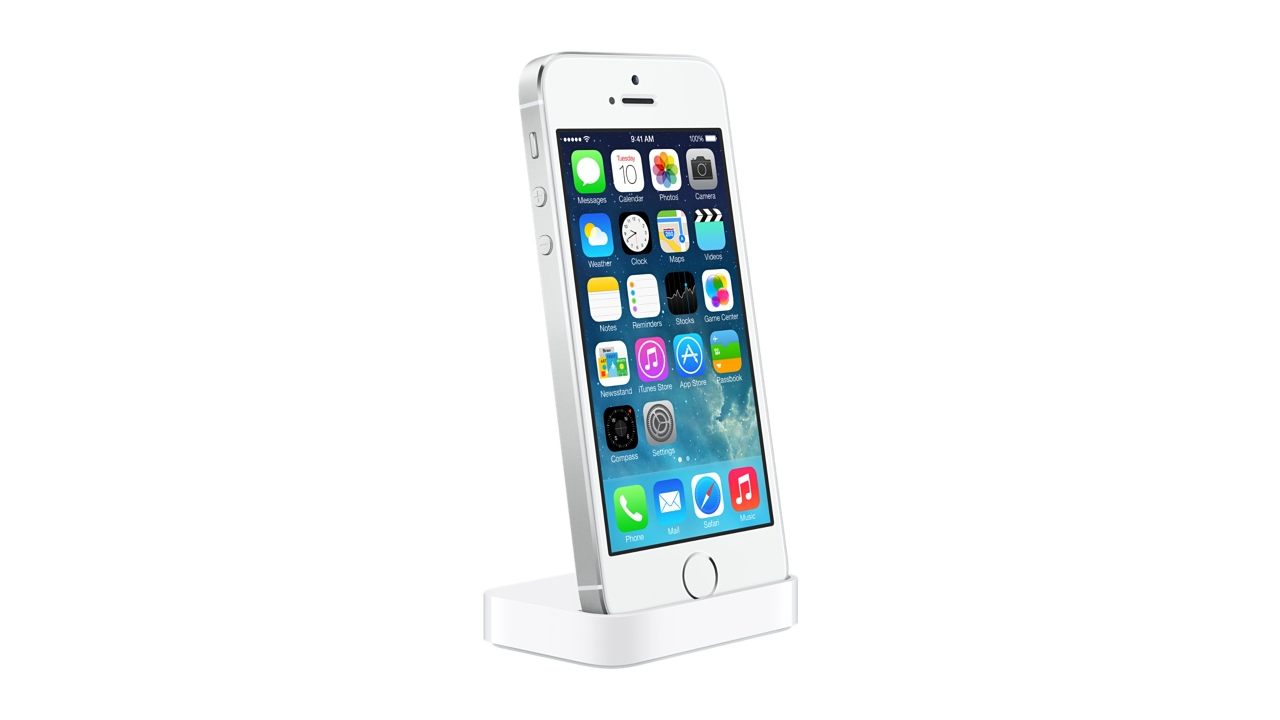 Apple Introduces iPhone 5c, iPhone 5s and iPhone 5 Compatible Docks