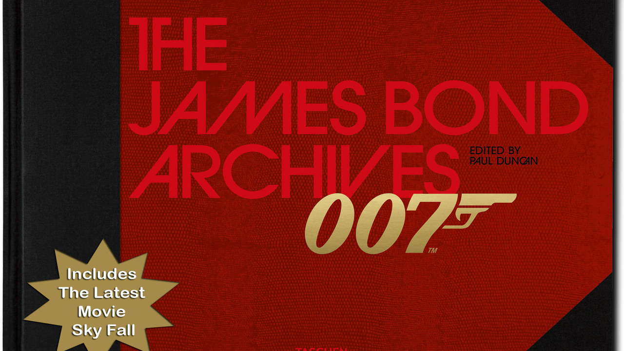 Fifty Years of Bond, James Bond