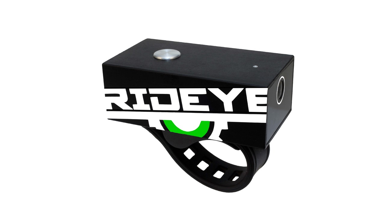 Rideye: The Black Box Camera for Your Bike