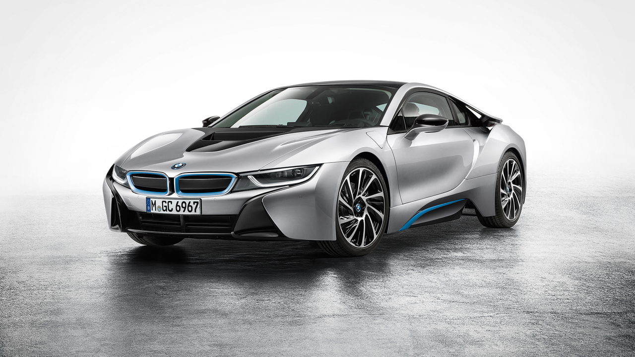 The BMW i8: Production Model