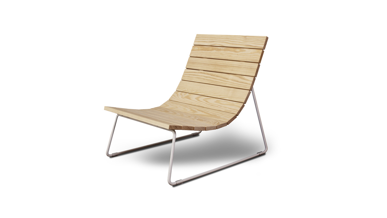The Plank Chair by Eric Pfeiffer