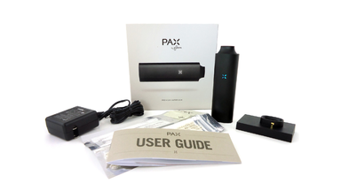 The Premium Loose Leaf Vaporizer by Pax